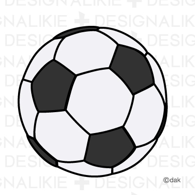 400x400 Soccer ball clip art free clipart