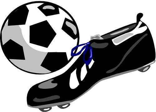 500x362 Soccer Clip Art Free Clipart Images 2 Clipartcow 2