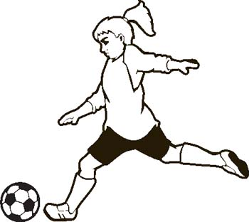 350x312 Soccer Clipart Clipart Cliparts For You 2