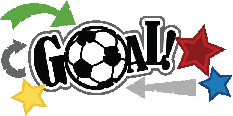777x389 Soccer Clipart Goal