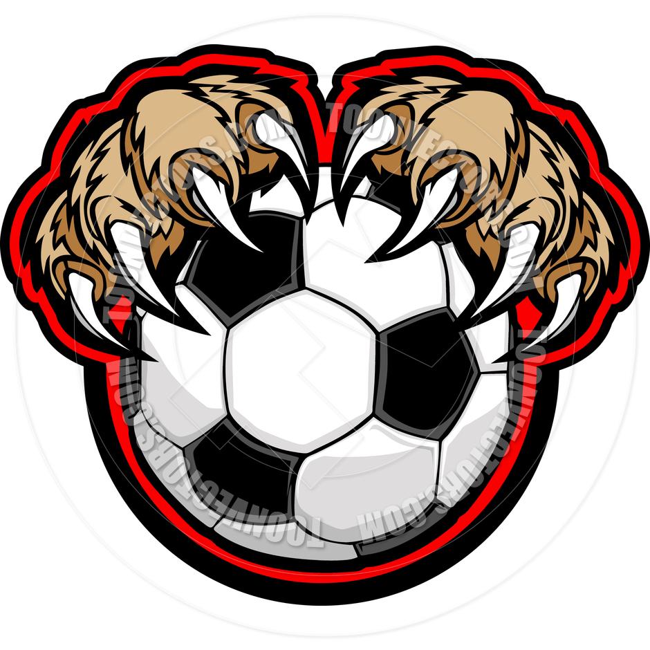 940x940 Wildcat Clipart Soccer