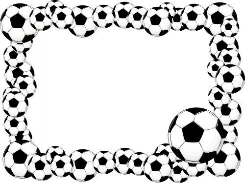 500x375 Soccer Stationary Clipart
