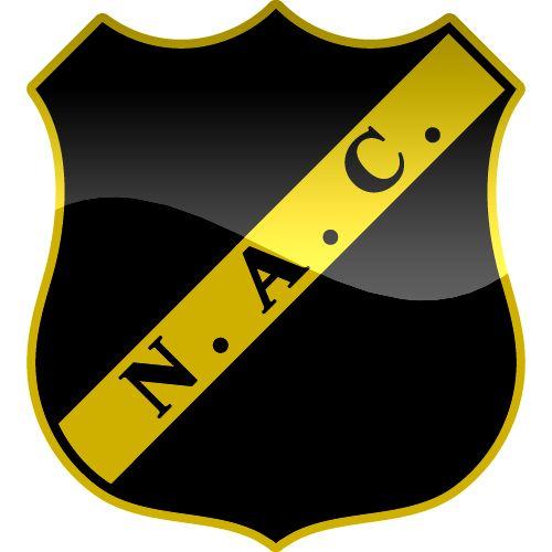 500x500 Nac Breda Logo Logo Soccer Logos