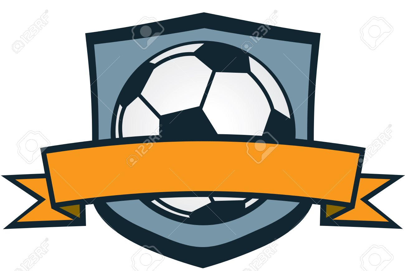 1300x872 Soccer Clipart Crest