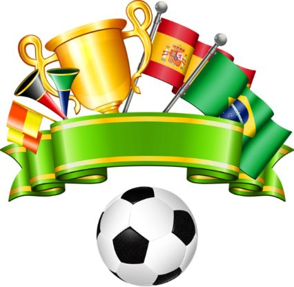 Soccer Game Clipart