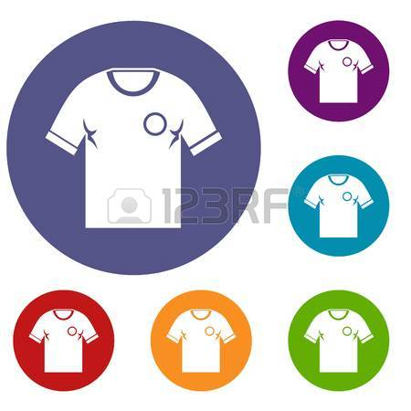 450x450 3,024 Soccer Jersey Stock Illustrations, Cliparts And Royalty Free