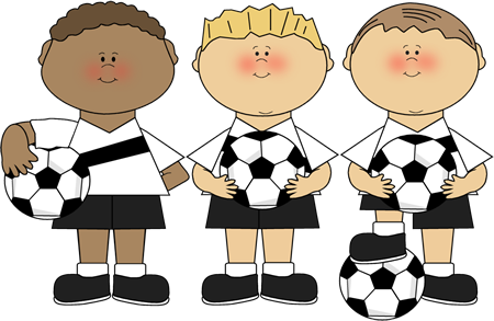 450x293 Girl Soccer Player Clipart Image Clipartmonk