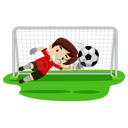 450x450 3,407 Soccer Ball In Net Cliparts, Stock Vector And Royalty Free