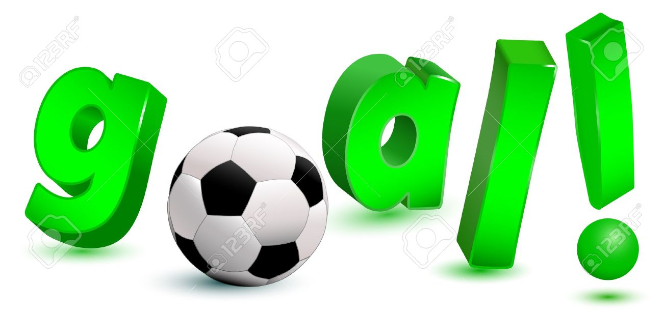 1300x613 Goal soccer ball clipart, explore pictures