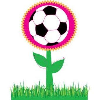 340x340 Soccer Ball Goal Free Vector 123freevectors