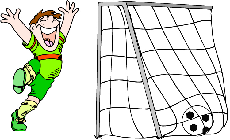 Soccer Goal Clipart | Free download best Soccer Goal Clipart