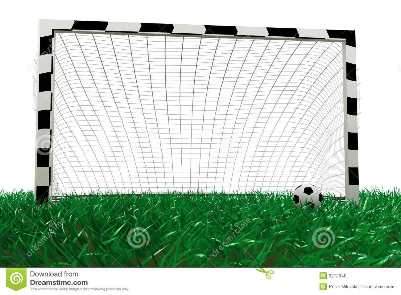 1300x957 Soccer Net Clipart