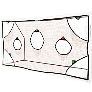 300x300 QUICKPLAY Soccer Target Net (12 x 6#39) Sports amp Outdoors
