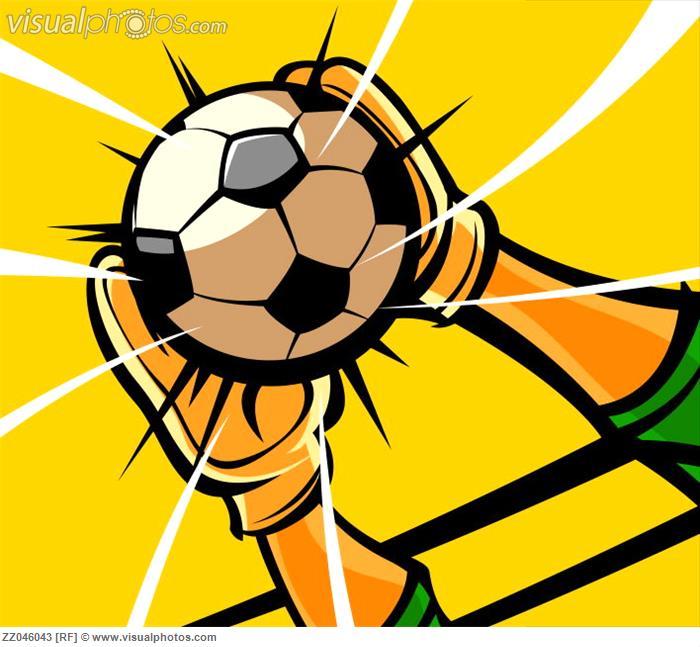 700x647 Soccer Clipart Soccer Goalie