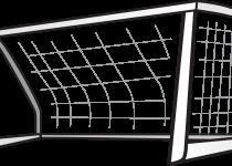 210x150 Clip Art Soccer Goal Clip Art