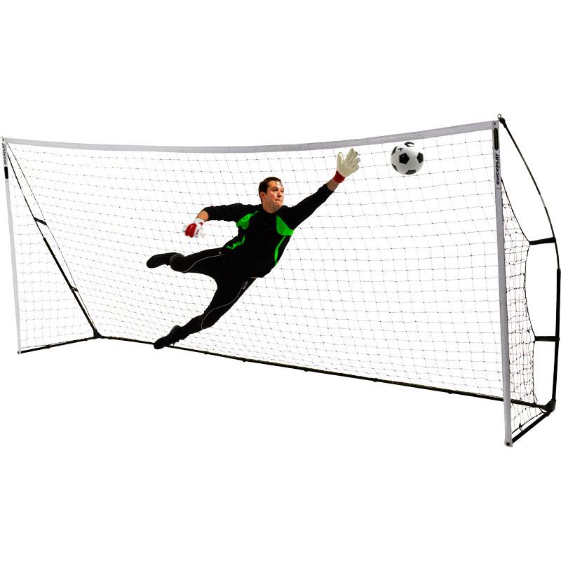 800x800 Kickster Academy Portable Football Goal 16ft X 7ft