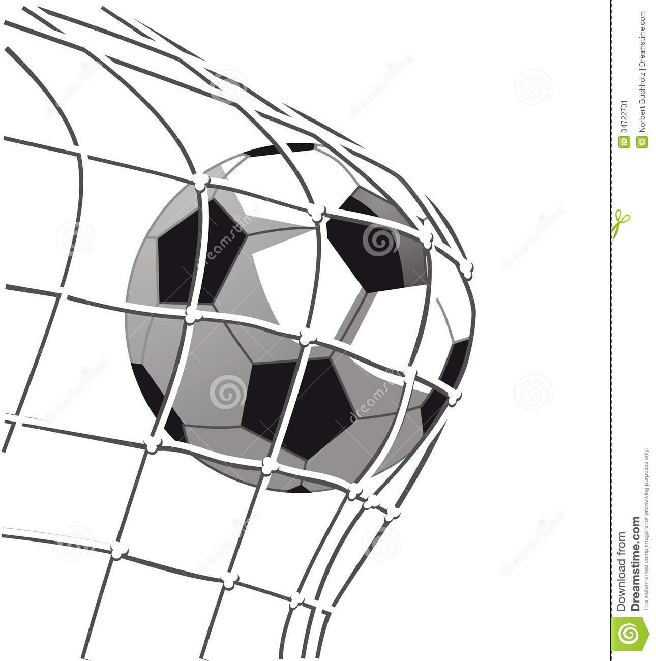 1290x1300 Soccer Goal Clip Art