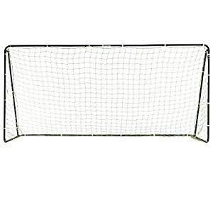 300x300 Franklin Sports Premier Soccer Goal, Black, 12' X 6