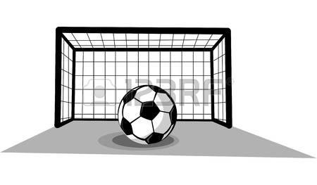 450x263 Soccer Clipart Goal Post