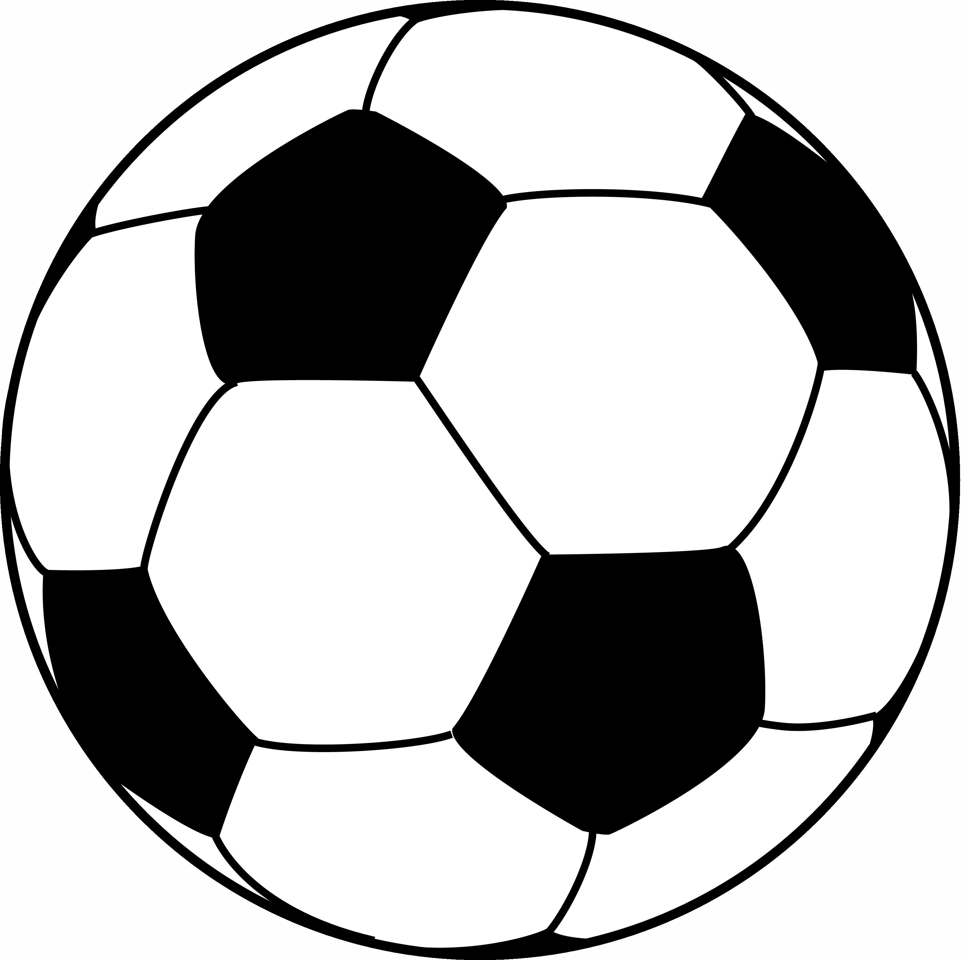3300x3283 Soccer Clipart Vector Art