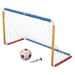 Soccer Goal Images