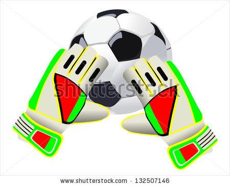 450x363 Glove Clipart Goalkeeper Glove