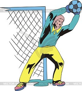 269x300 Goal Keeper Football Clipart, Explore Pictures