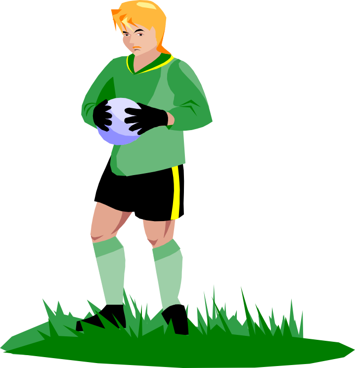 718x744 Free To Use Amp Public Domain Soccer Clip Art