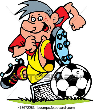 395x470 Soccer Player Clip Art And Illustration. 18,294 Soccer Player
