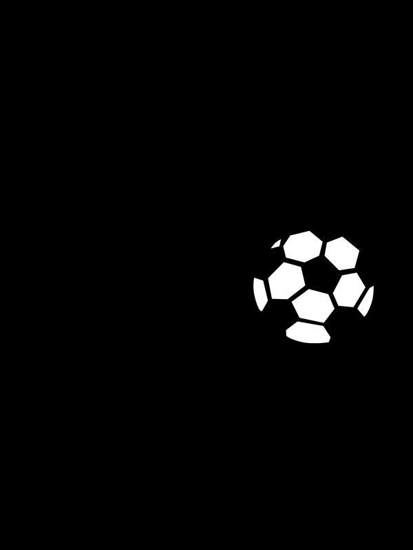 600x800 football player clip art
