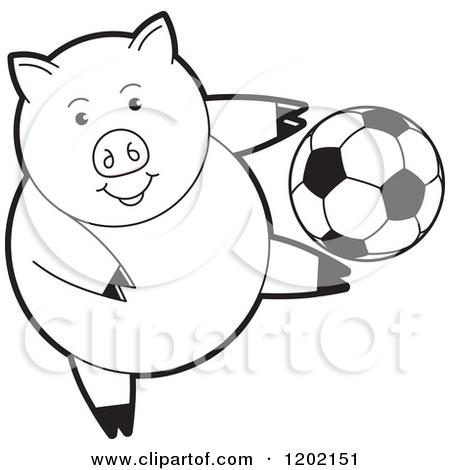 450x470 Playing Soccer Clip Art
