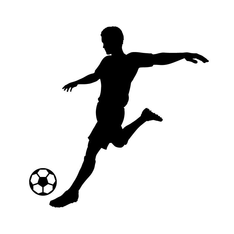 800x800 Buy silhouette soccer and get free shipping on