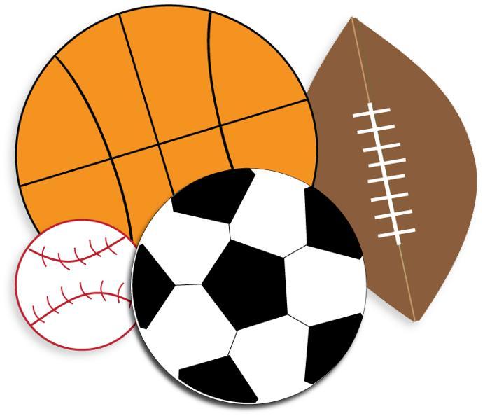 700x594 School Sports Clipart