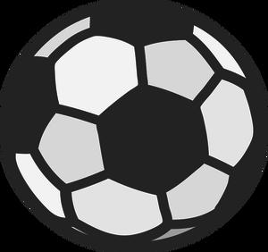 Soccerball Clipart