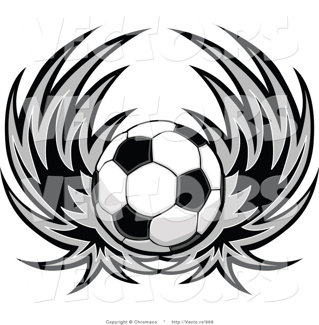 1024x1044 Soccer Ball Black And White Clipart
