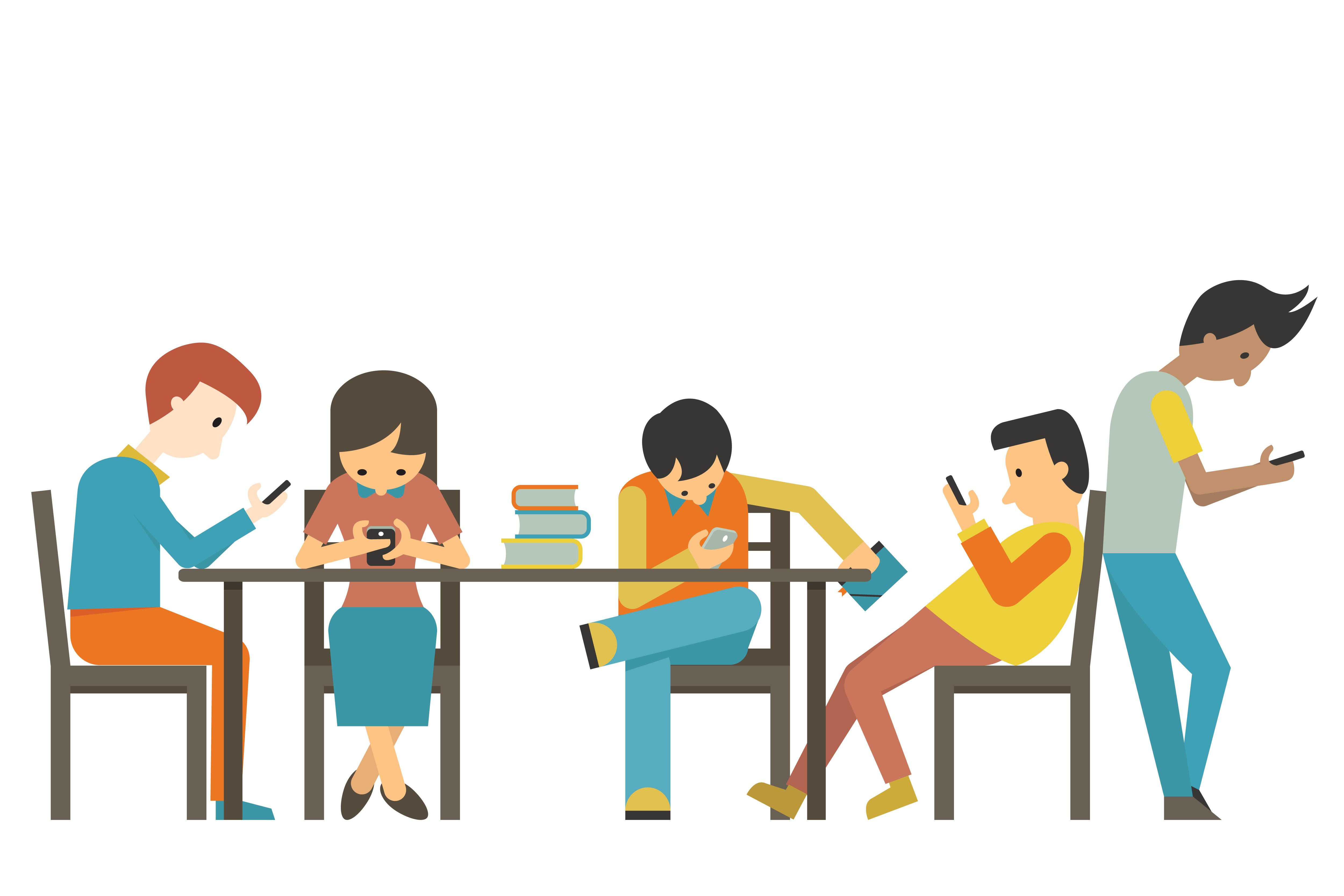 5000x3333 Cell Phone Addiction Dials Up Concerns Health Beat Spectrum Health