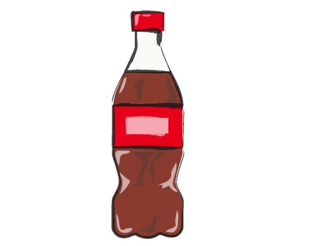 640x480 Coke Juice Clip Art Food Illustration Material Free