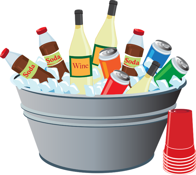 640x571 Drinks Clipart