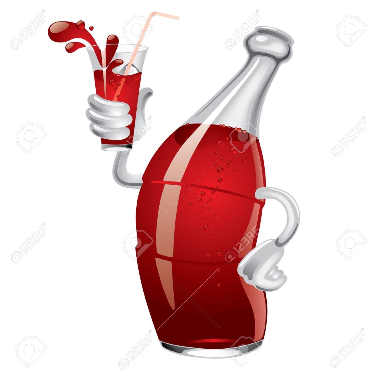 1300x1300 Juice Clipart Glass Soda