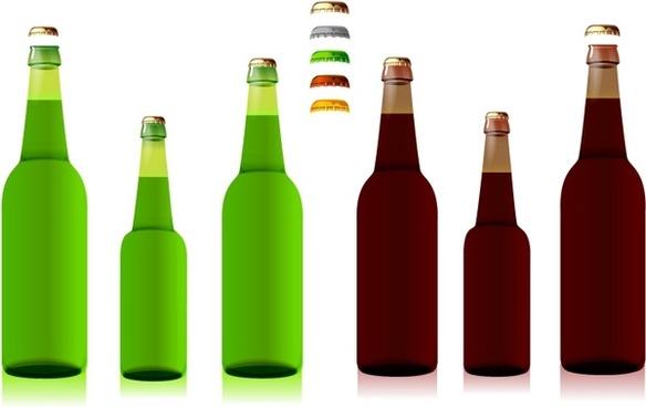 584x368 Beer Bottle Clip Art Free Vector Download (213,890 Free Vector