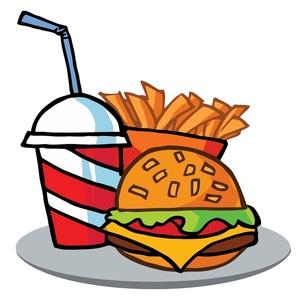 300x299 Cartoon Soda Pop Clipart Image