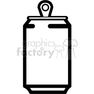 Soda Clipart Black And White