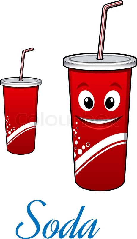 Soda Pop Clipart | Free download on ClipArtMag