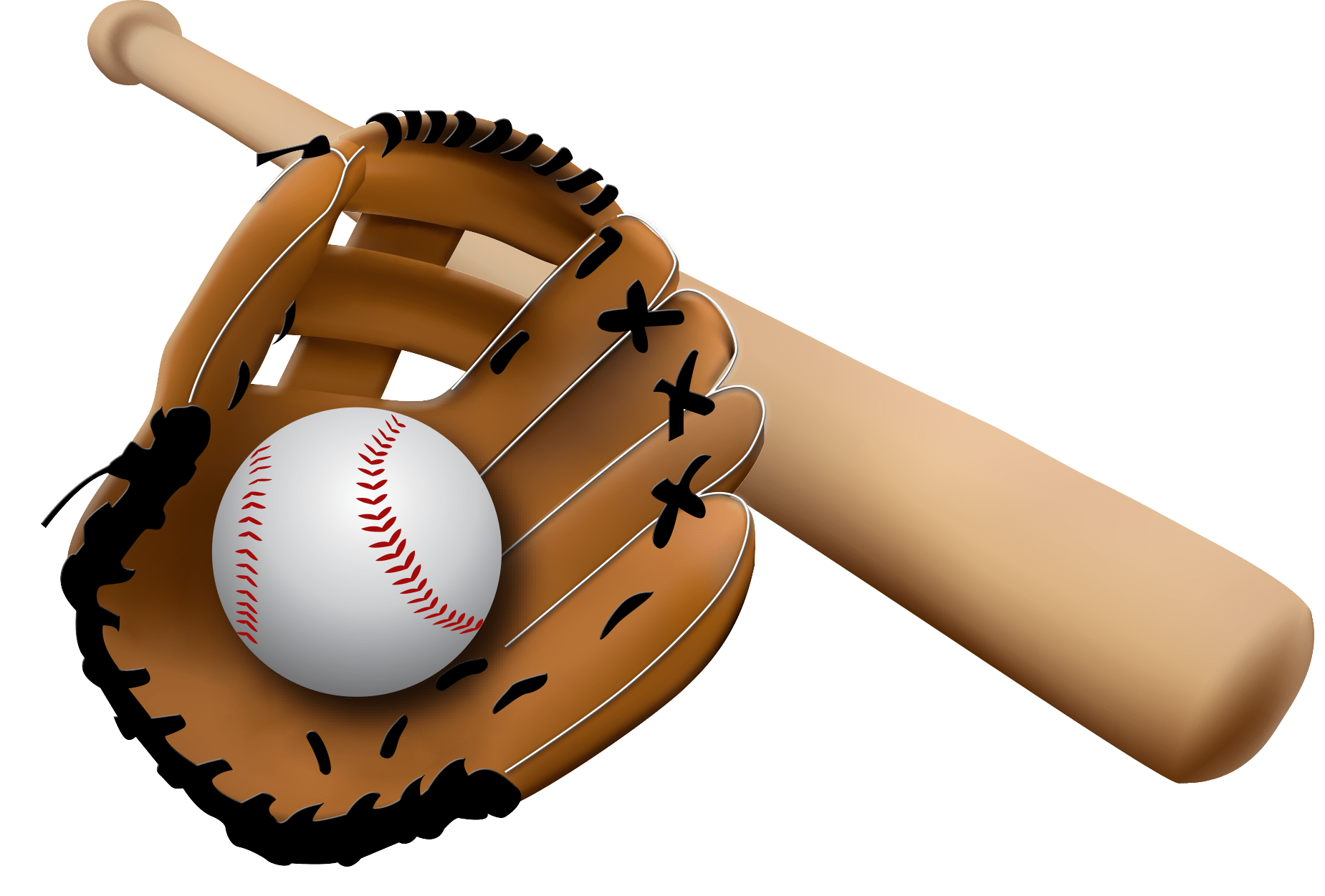 1849x1251 Glove Clipart Baseball Equipment