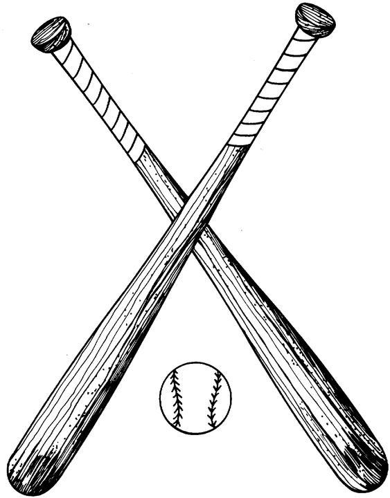 563x720 Softball Bat Clipart