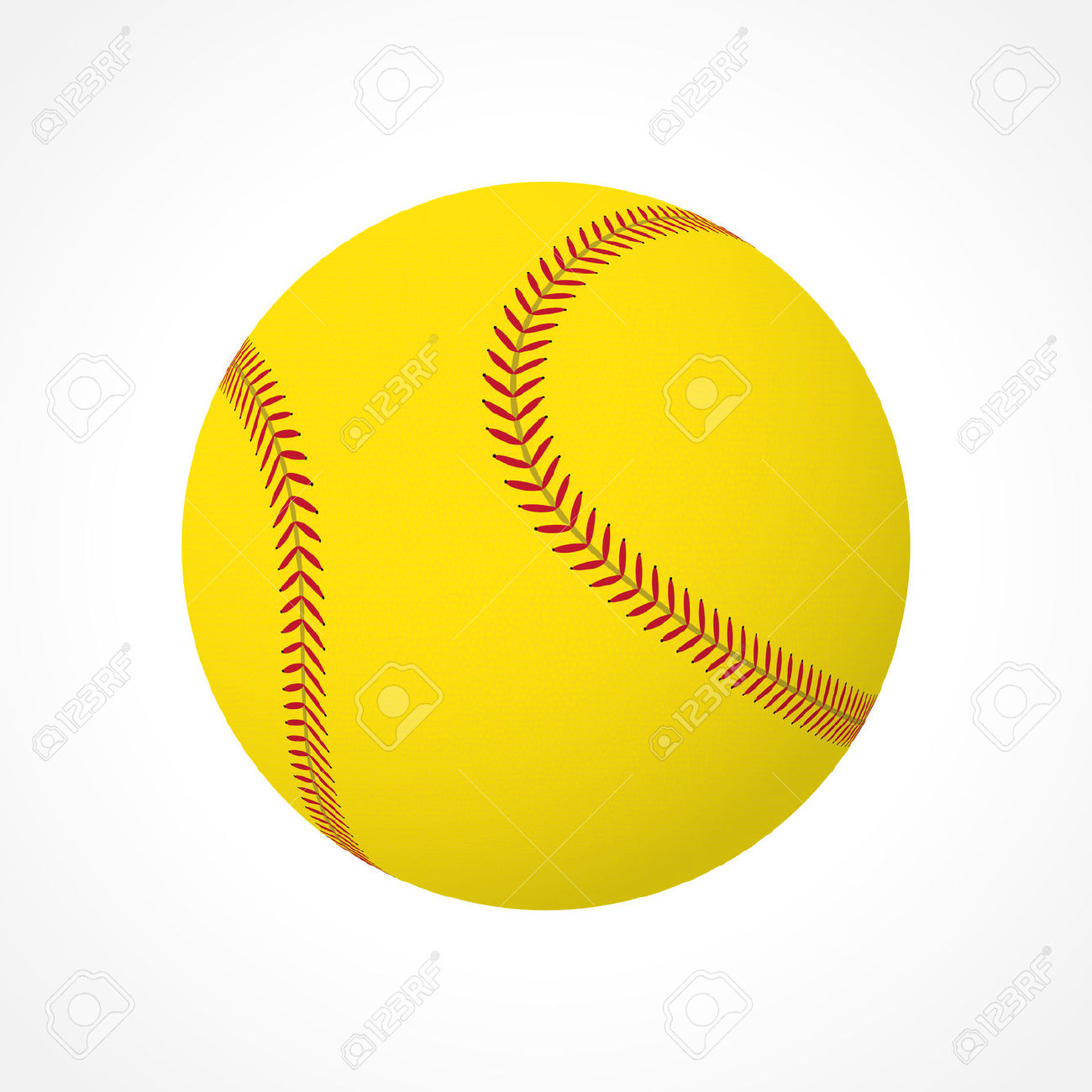 1300x1300 Vector Softball Clipart, Explore Pictures