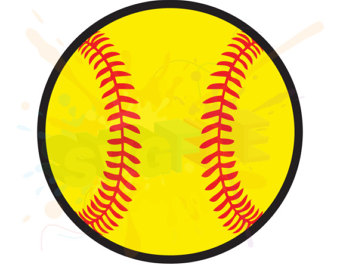 340x270 Ball Softball Clipart, Explore Pictures