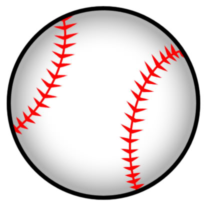 414x416 Softball Ball Clipart Free Clipart Images 3