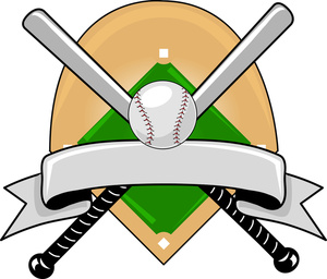 300x256 Crossed Baseball Bat Clipart Free Images 3