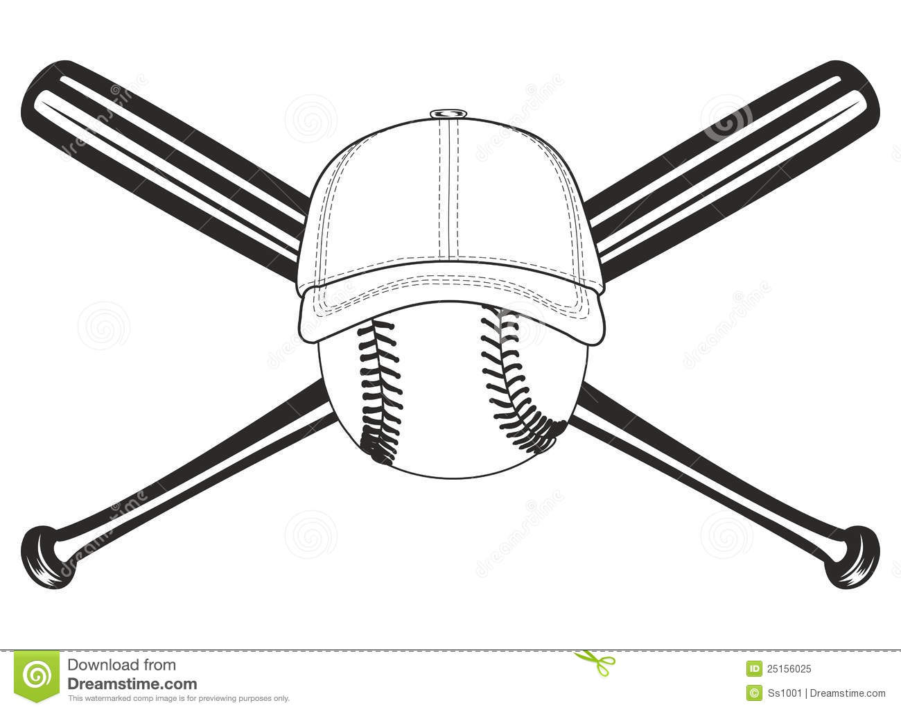 1300x1027 Softball Bats Clipart